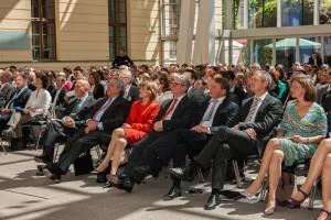 Publikum Preisverleihung Berlin