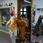 Polonaise - wie jedes Jahr angeführt von Herrn Misoph