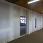 """Der Zugang zum neuen Lehrerzimmer - dieses heißt nun """"TREFFPUNKT"""""""